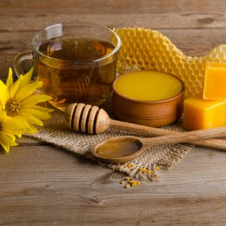 All Traditional Beeswax Ointments